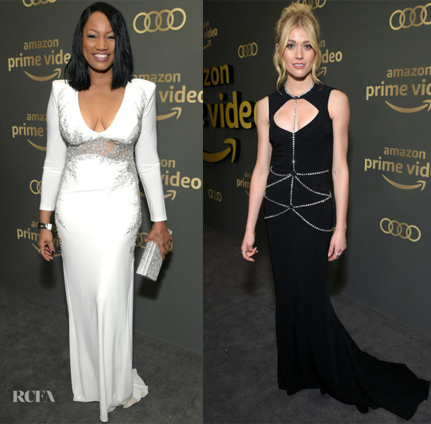 Fashion Blogger Catherine Kallon features Amazon Prime Video's Golden Globe Awards After-Party