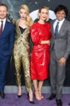 Fashion Blogger Catherine Kallon features Anya Taylor-Joy In Dolce & Gabbana - 'Glass' New York Premiere