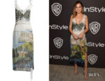 Bailee Madison's Altuzarra Ponza Dress