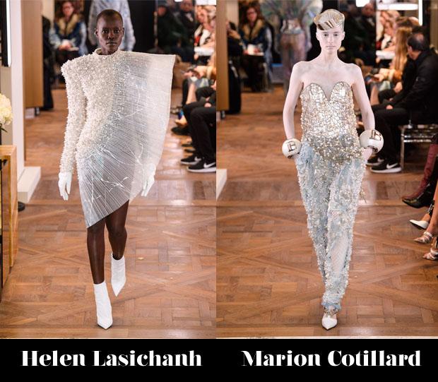 Fashion Blogger Catherine Kallon features Balmain Spring 2019 Haute Couture