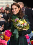 Fashion Blogger Catherine Kallon features Catherine Duchess of Cambridge In Alexander McQueen - Dundee Visit