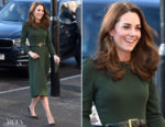 Fashion Blogger Catherine Kallon features Catherine, Duchess of Cambridge In Beulah London - Family Action Launch