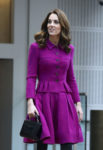 Fashion Blogger Catherine Kallon features Catherine, Duchess of Cambridge In Oscar de la Renta - Royal Opera House Visit