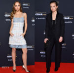 Fashion Blogger Catherine Kallon features César Revelations 2019 with Berenice Bejo, Monica Bellucci, Diane Rouxel, Lily-Rose Depp