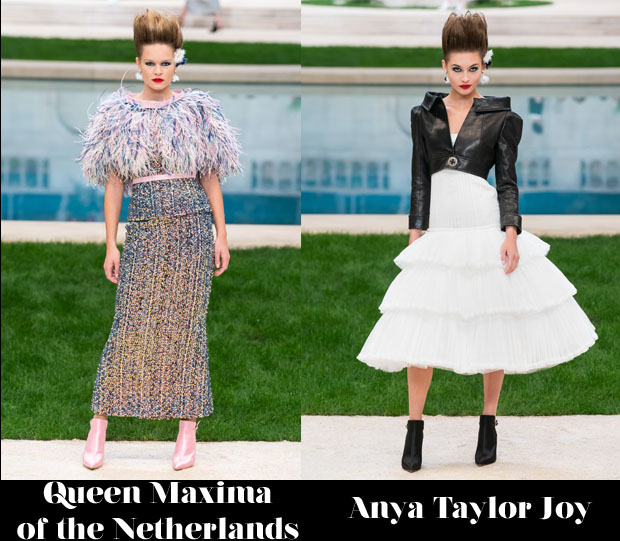 Fashion Blogger Catherine Kallon features Chanel Spring 2019 Haute Couture