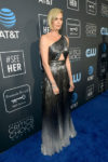 Fashion Blogger Catherine Kallon features Charlize Theron In Givenchy - 2019 Critics' Choice Awards