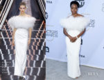 Fashion Blogger Catherine Kallon features Danai Gurira In Ralph & Russo Couture - 2019 SAG Awards