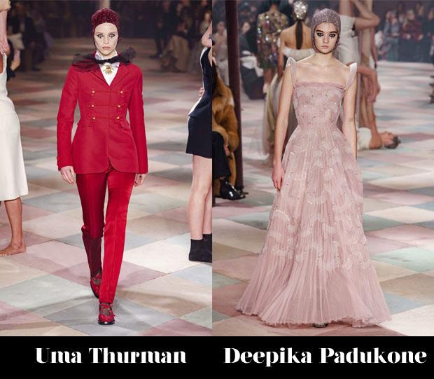 Fashion Blogger Catherine Kallon features Christian Dior Spring 2019 Haute Couture