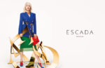 Fashion Blogger Catherine Kallon features Rita Ora for Escada Spring 2019