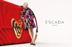 Fashion Blogger Catherine Kallon features Rita Ora for Escada Spring 2019