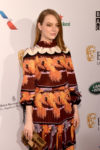 Fashion Blogger Catherine Kallon features Emma Stone In Fendi - BAFTA Los Angeles Tea Party
