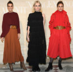 Fashion Blogger Catherine Kallon features Valentino Spring 2019 Haute Couture Front Row