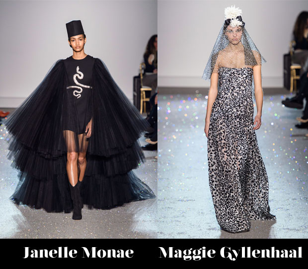 Fashion Blogger Catherine Kallon features Giambattista Valli Spring 2019 Haute Couture Red Carpet Wish List
