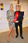 Fashion Blogger Catherine Kallon features Giuseppe Zanotti x Rita Ora Shoe Collection Launch