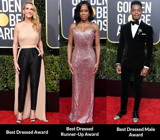 285a55d634e Fashion Critics  2019 Golden Globe Awards Roundup - Red Carpet ...