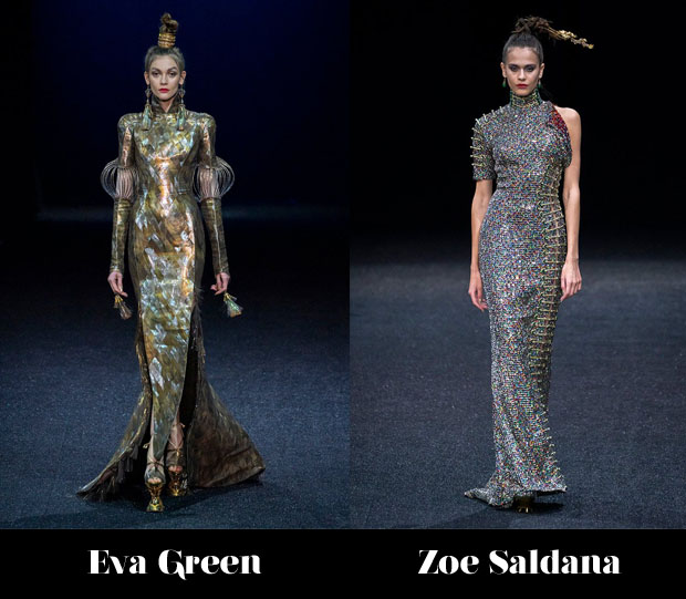 Fashion Blogger Catherine Kallon features Guo Pei Haute Couture Spring 2019 Runway