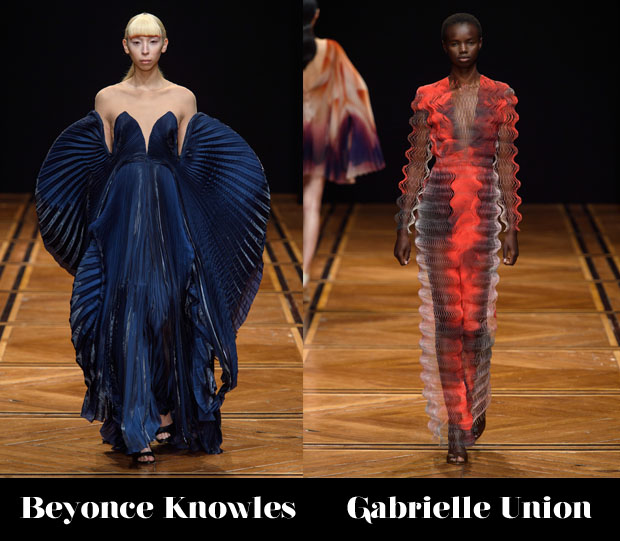 Fashion Blogger Catherine Kallon features Iris van Herpen Spring 2019 Haute Couture