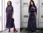 Fashion Blogger Catherine Kallon features Jenna Coleman In Chloe - Build Series: 'Victoria'