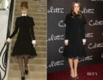 Fashion Blogger Catherine Kallon features Keira Knightley In Chanel Haute Couture - 'Colette' Paris Premiere