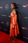 Fashion Blogger Catherine Kallon features Kiki Layne In Adeam - 2019 AFI Awards