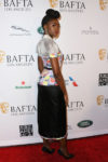 Fashion Blogger Catherine Kallon features Kiki Layne In Chanel - BAFTA Los Angeles Tea Party
