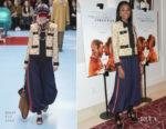 Fashion Blogger Catherine Kallon features Kiki Layne In Gucci - 'If Beale Street Could Talk' LA Screening