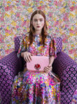 Fashion Blogger Catherine Kallon features Kiki Layne, Sadie Sink & Julia Garner for Kate Spade New York Spring 2019