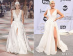 Fashion Blogger Catherine Kallon features Aja Lady Gaga In Christian Dior Haute Couture - 2019 SAG Awards