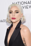 Fashion Blogger Catherine Kallon features Lady Gaga In Ralph Lauren - National Board Of Review Annual Awards Gala