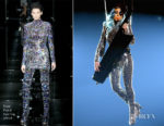 Fashion Blogger Catherine Kallon Features Lady Gaga In Tom Ford, Vex, Asher Levine & Atelier Versace - 'Enigma' Tour