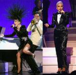 Fashion Blogger Catherine Kallon features Lady Gaga Jazz & Piano Residency