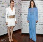 Fashion Blogger Catherine Kallon features 'Le Temps Presse' Paris Photocall