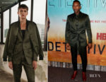 Fashion Blogger Catherine Kallon features Mahershala Ali In Dzojchen - Premiere Of HBO's 'True Detective' Season 3