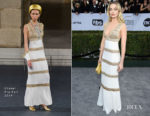 Fashion Blogger Catherine Kallon features Aja Margot Robbie In Chanel - 2019 SAG Awards
