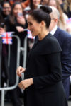 Fashion Blogger Catherine Kallon features Meghan, Duchess of Sussex In Givenchy - City University Visit