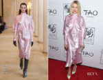 Fashion Blogger Catherine Kallon features Naomi Watts In Nina Ricci - 2018 New York Film Critics Circle Awards