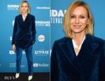 Fashion Blogger Catherine Kallon features Naomi Watts in Etro - Sundance Film Festival