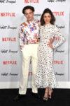 Fashion Blogger Catherine Kallon features Natalia Dyer In Oscar de la Renta - 'Velvet Buzzsaw' LA Premiere