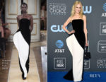Fashion Blogger Catherine Kallon features Nicole Kidman In Armani Privé - 2019 Critics' Choice Awards