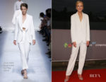 Fashion Blogger Catherine Kallon features Nicole Kidman In Ermanno Scervino - 'Destroyer' Australian Premiere