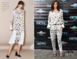 Fashion Blogger Catherine Kallon features Nina Dobrev In Victoria, Victoria Beckham - Extra