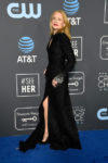 Fashion Blogger Catherine Kallon features Patricia Clarkson In Georges Chakra Couture - 2019 Critics' Choice Awards