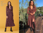 Fashion Blogger Catherine Kallon features Priyanka Chopra In Diane von Furstenberg - YouTube HQ