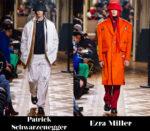 Fashion Blogger Catherine Kallon Features Raf Simons Fall 2019 menswear