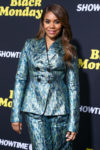Fashion Blogger Catherine Kallon features Regina Hall In Claudia Li - 'Black Monday' LA Premiere