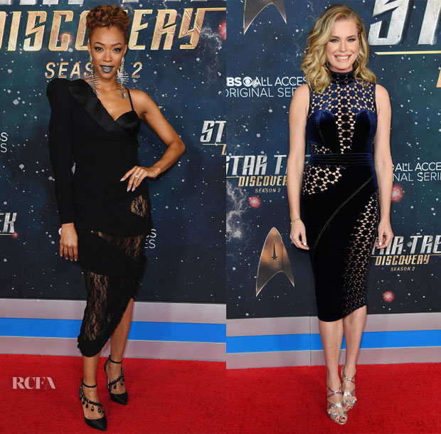 Fashion Blogger Catherine Kallon features 'Star Trek: Discovery' Season 2 Premiere