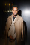 Fashion Blogger Catherine Kallon features Front Row @ dunhill Fall 2019