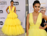 Fashion Blogger Catherine Kallon features Susan Kelechi Watson In Christian Siriano - 2019 SAG Awards