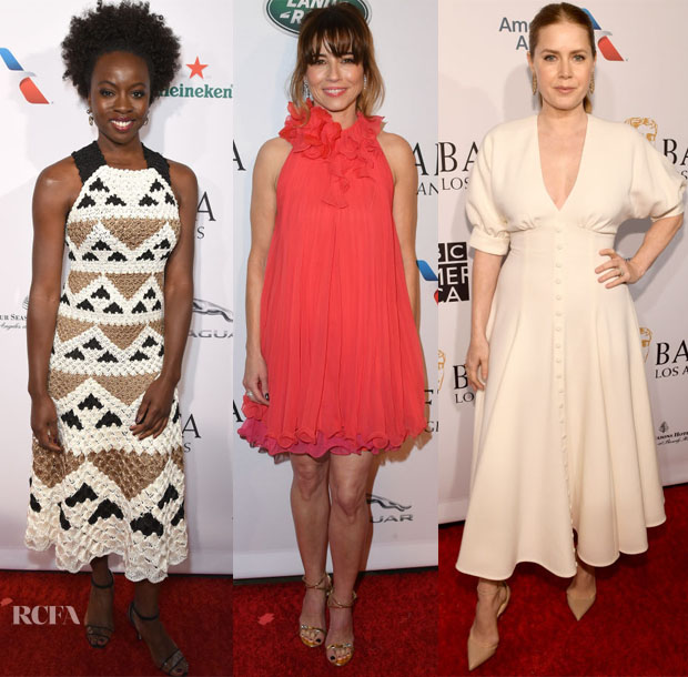 Fashion Blogger Catherine Kallon features The BAFTA Los Angeles Tea Party