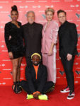 Fashion Blogger Catherine Kallon features The Voice UK 2019 Launch Event